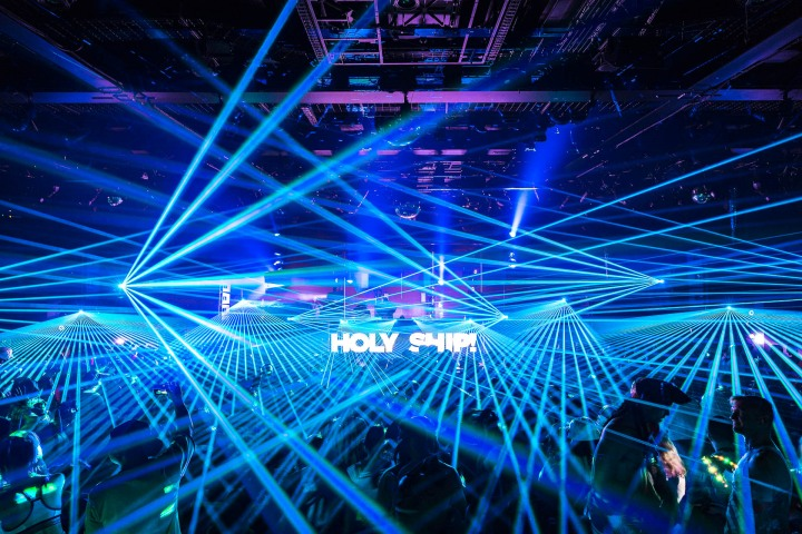 AGP Favorite, EDM, Holy Ship, Lazers, Music