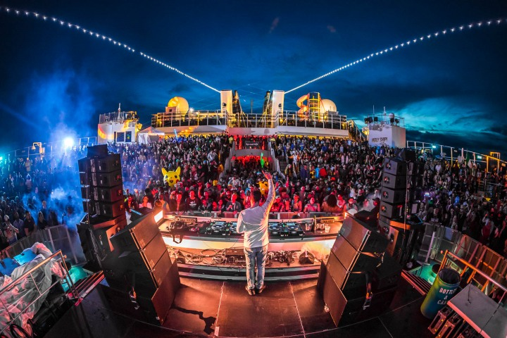 Holy Ship, LANE 8