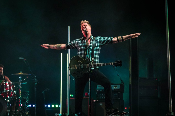Music, Queens of the Stone Age, Rock, Vive Latino