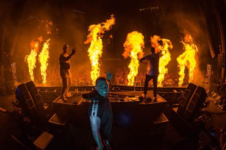 Afrojack, EDM, Fire, Music, Ultra, Ultra Miami, UMF