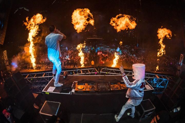 EDM, Fire, G-EAZY, Marshmallo, Music, Ultra, Ultra Miami, UMF