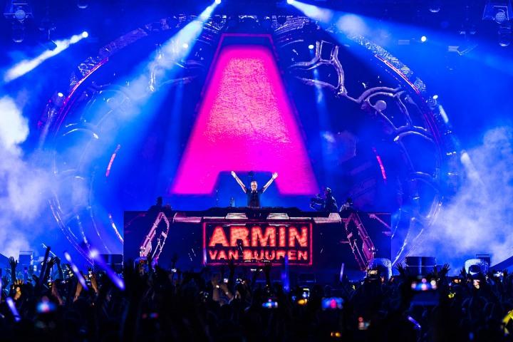 Armin Van Buuren, EDM, Music, Neversea