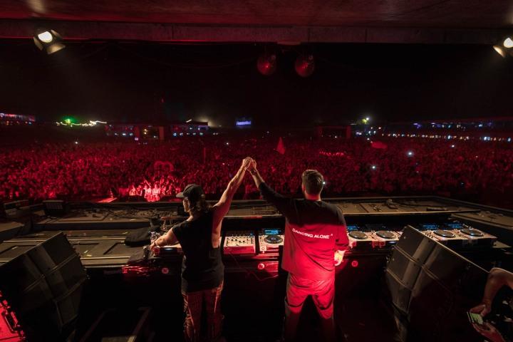Axwell & Ingrosso, EDM, Music, Parookaville