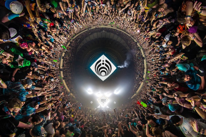 Basscenter, Bassnectar, EDM, Music, The Mothership