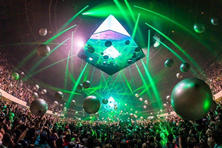 Basscenter, EDM, Music, The Mothership