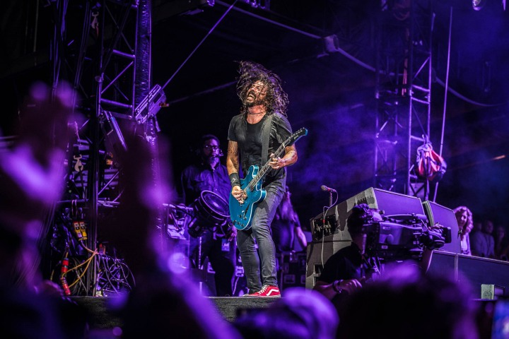 AGP Favorite, Foo Fighters, KAABOO, Music, Rock