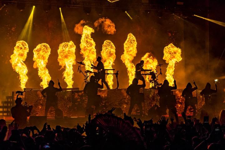 AGP Favorite, EDM, Fire, Life Is Beautiful, Music, ODESZA