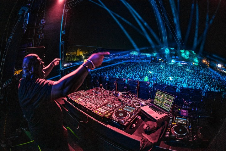Carl Cox, Music, Resistance, Resistance Buenos Aires, Techno