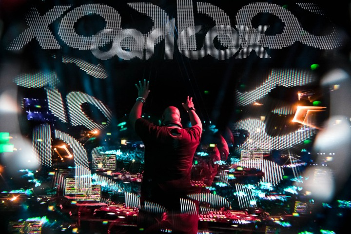 AGP Favorite, Carl Cox, Music, Resistance, Resistance Buenos Aires, Techno