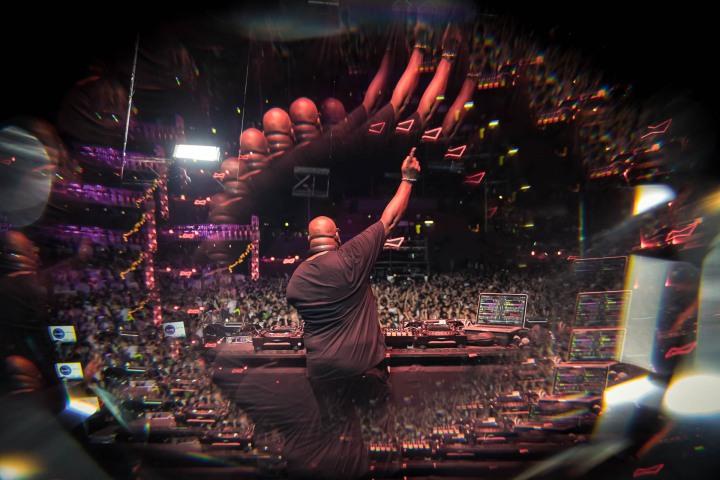 Carl Cox, Music, Resistance Motevideo, Techno