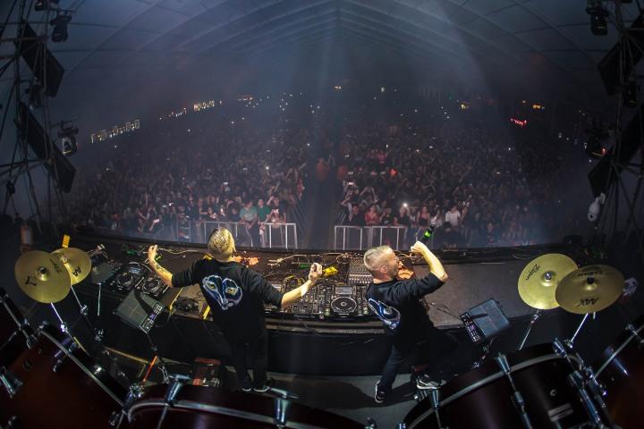 EDM, Galantis, Music, Ultra, Ultra Peru