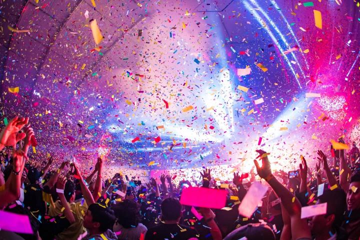 AGP Favorite, Confetti, EDM, Music, Ultra, Ultra Peru