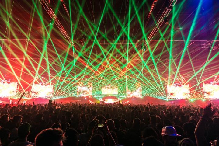 AGP Favorite, EDM, Lazers, Lights All Night, Music