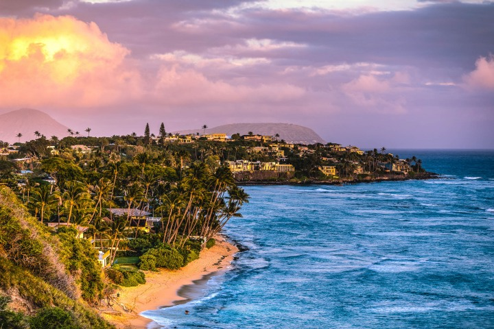 AGP Favorite, Hawaii, Honolulu, North America, Sunset, Travel, United States
