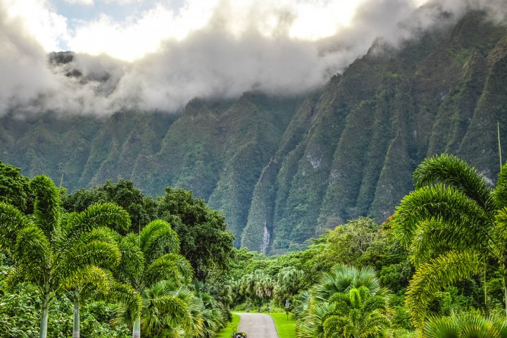 Hawaii, Honolulu, North America, Travel, United States, volcanic mountains