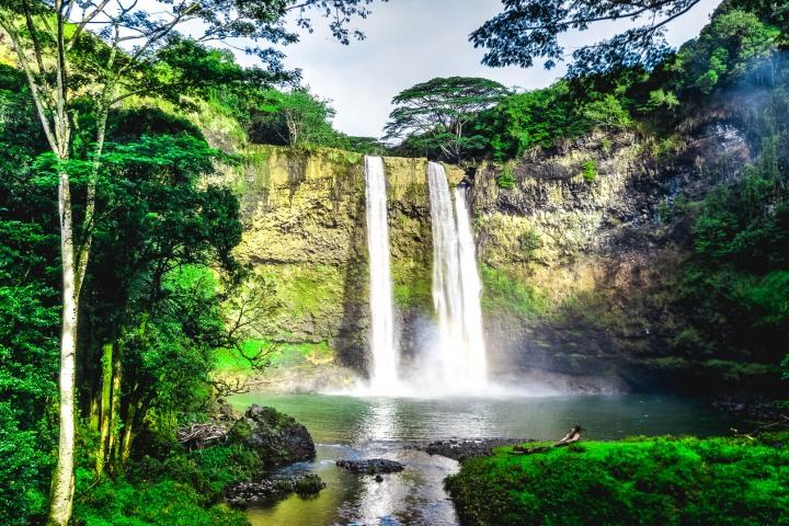 AGP Favorite, Hawaii, Kauaii, North America, Travel, United States, Waterfall