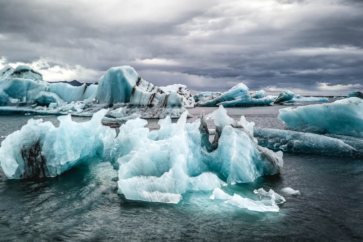 Aerial Photography, AGP Favorite, Europe, Glacier lagoon, Iceland, Travel