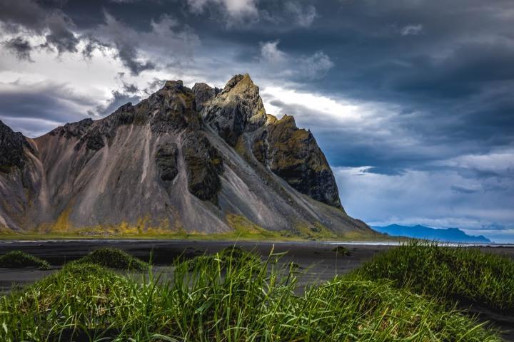 Europe, Iceland, Mountains, Stokksnes, Travel, volcanic mountains