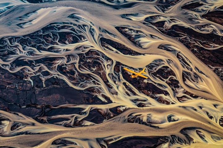 Aerial Photography, AGP Favorite, Ásahreppur, Europe, Fjallabaki, Highlands, Iceland, Travel