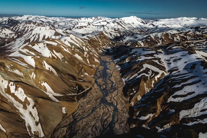 Aerial Photography, AGP Favorite, Ásahreppur, Europe, Fjallabaki, Highlands, Iceland, Travel