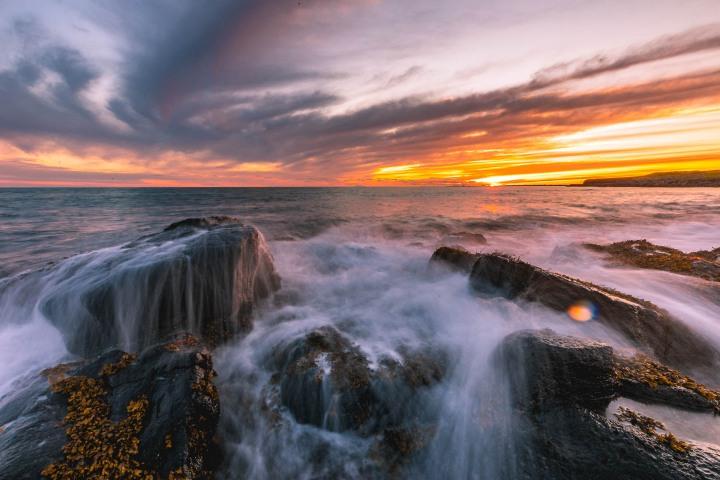 AGP Favorite, Europe, Iceland, Long Exposure, Sunset, Travel