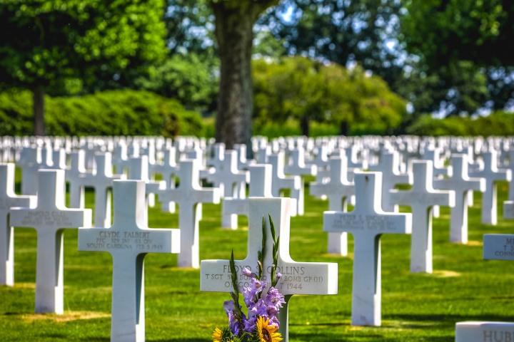 Europe, Military Cemetery, Netherlands, Travel