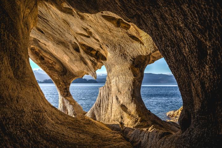 AGP Favorite, Catedral de Marmol, Chile, Marble Caves, Parque Nacional Laguna San Rafael, Patagonia, South America, Travel