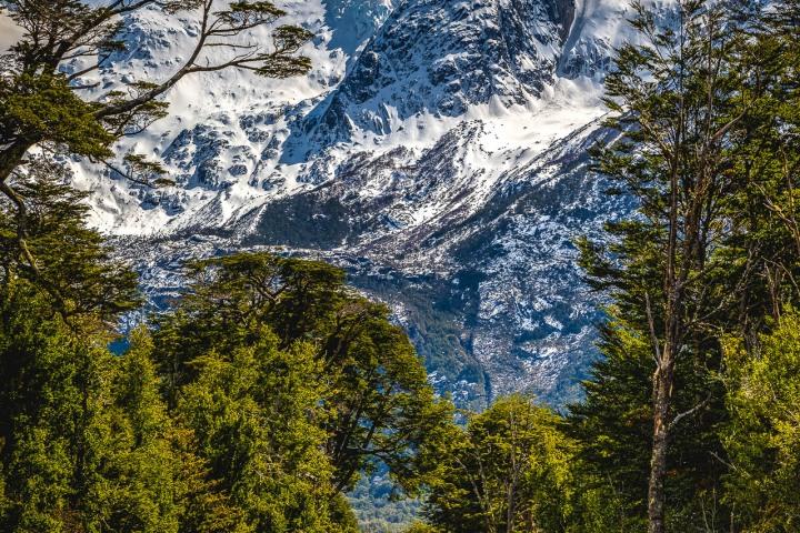 AGP Favorite, Chile, Mountains, Parque Nacional Laguna San Rafael, Patagonia, Snow Covered, South America, Travel
