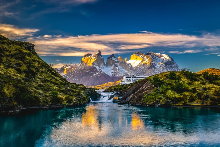 Chile, Explora, Mountains, Patagonia, South America, Torres del Paine, Travel