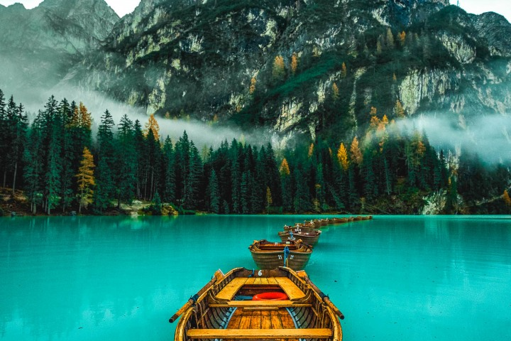 AGP Favorite, Dolomites, Europe, Italy, Lago di Braies, Reflections, South Tyrol, Travel