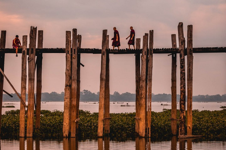 AGP Favorite, Asia, Burma, Mandalay, Myanmar, Travel, U Bein Bridge