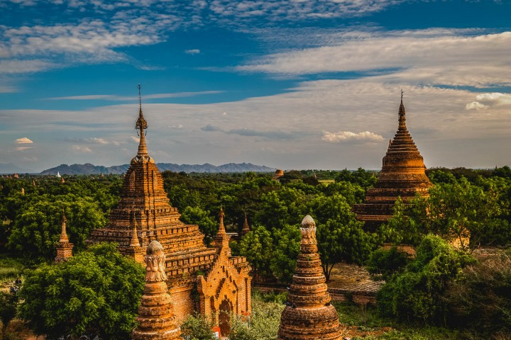 AGP Favorite, Asia, Bagan, Burma, Myanmar, Old Bagan, Pagoda, Temple, Travel