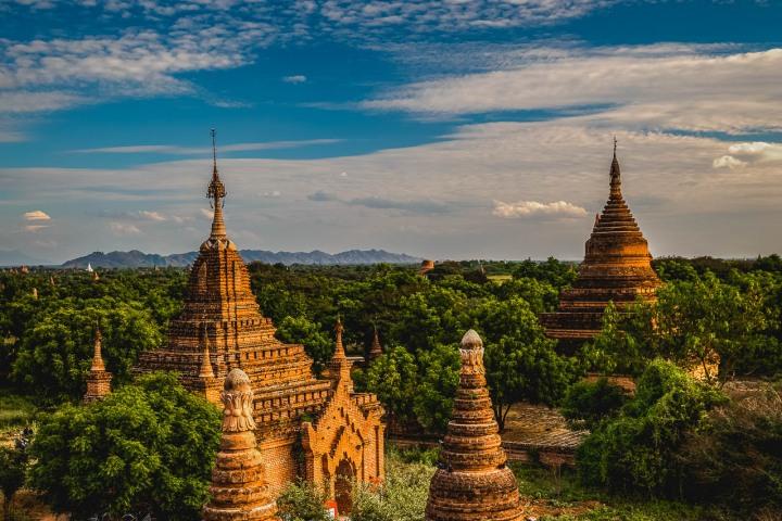 AGP Favorite, Asia, Bagan, Burma, Myanmar, Old Bagan, Pagoda, Temple, Travel