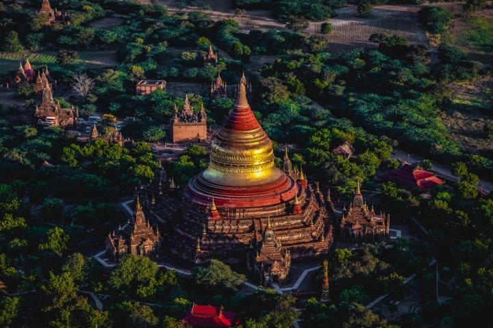 AGP Favorite, Asia, Bagan, Burma, Dhammayazika Pagoda, Myanmar, Old Bagan, Pagoda, Temple, Travel