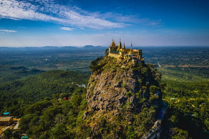 AGP Favorite, Asia, Burma, Mount Popa, Myanmar, Pagoda, Temple, Travel