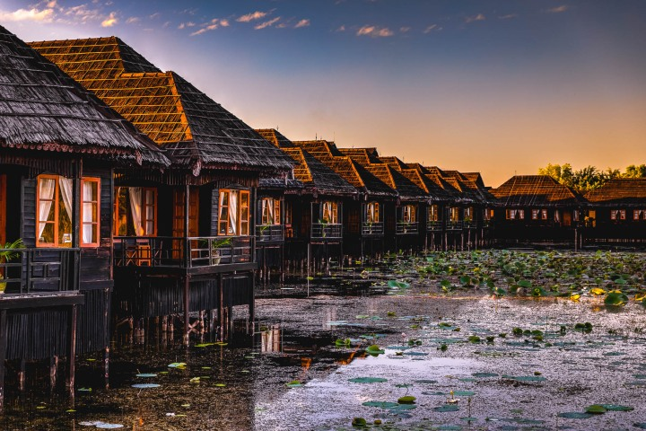 Asia, Burma, Inle Lake, Myanmar, Resort, Travel