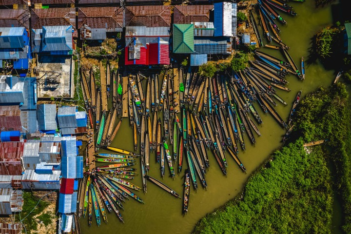 Aerial Photography, AGP Favorite, Asia, Burma, Inle Lake, Myanmar, Travel