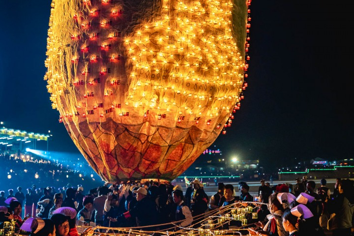 AGP Favorite, Asia, Burma, Festival of Lights, Mandalay, Myanmar, Taunggyi Tazaungdaing, Travel