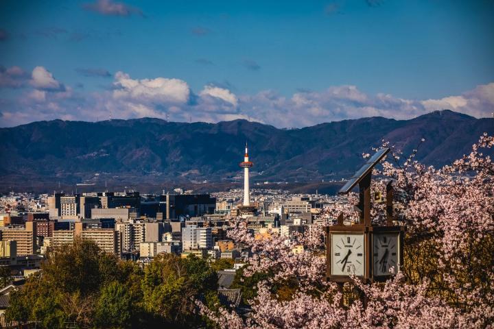 AGP, AGP Favorite, Alex G Perez, Asia, Cherry Blossoms, Japan, Kyoto, Sakura, Skyline, Spring, Travel, Urban, www.AGPfoto.com