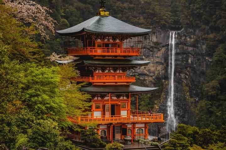 AGP, AGP Favorite, Alex G Perez, Architecture, Asia, Japan, Landscape Photography, Nachi Falls, Nachikatsuura, Nachisan, Nature, Pagoda, Travel, Waterfall, www.AGPfoto.com