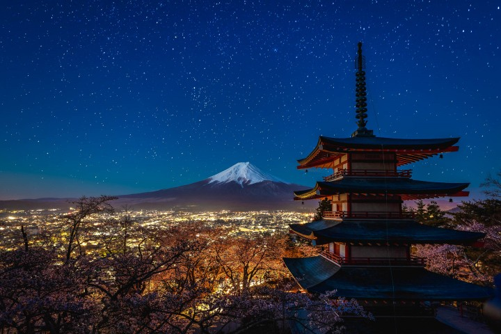 AGP, AGP Favorite, Alex G Perez, Architecture, Asia, Astrophotography, Chureito Pagoda, Fujinomiya, Japan, Landscape Photography, Mount Fuji, Mt Fuji, Pagoda, Stars, Travel, www.AGPfoto.com