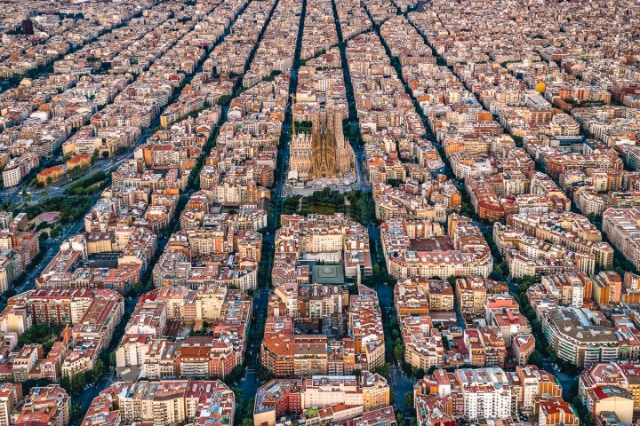 AGP, AGP Favorite, Aerial Photography, Alex G Perez, Architecture, Barcelona, Drone, Europe, La Sagrada Familia, Skyline, Spain, Travel, Urban, www.AGPfoto.com