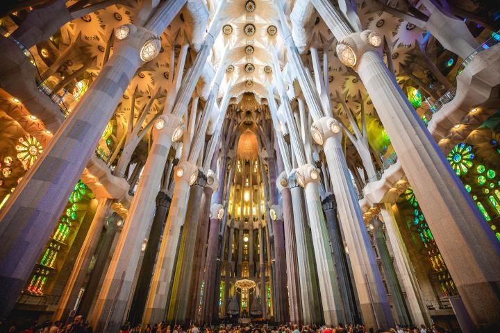 AGP, AGP Favorite, Alex G Perez, Architecture, Barcelona, Cathedral, Europe, La Sagrada Familia, Spain, Travel, www.AGPfoto.com