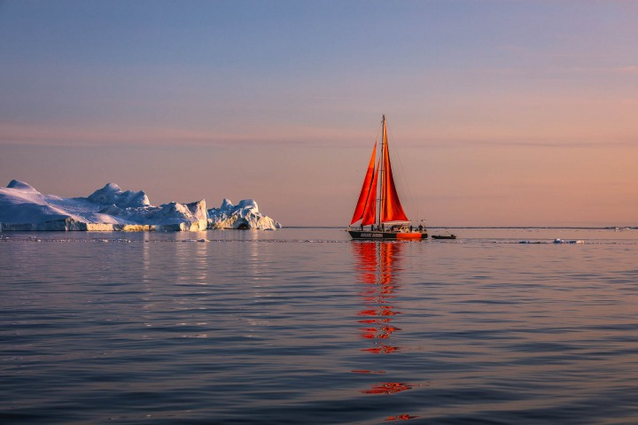AGP, AGP Favorite, Alex G Perez, Arctic Circle, Greenland, Ice, Iceberg, Ilulissat, North America, Reflections, Travel, www.AGPfoto.com