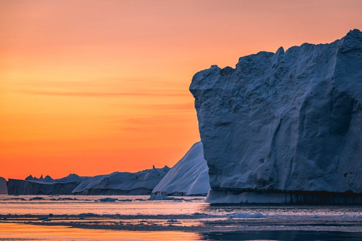 AGP, AGP Favorite, Alex G Perez, Arctic Circle, Greenland, Ice, Iceberg, Ilulissat, Landscape Photography, North America, Sunset, Travel, www.AGPfoto.com