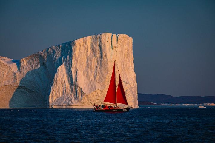 AGP, AGP Favorite, Alex G Perez, Arctic Circle, Greenland, Ice, Iceberg, Ilulissat, Landscape Photography, North America, Sail Boat, Travel, www.AGPfoto.com